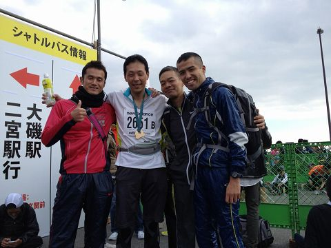 3度目のフルマラソン