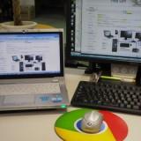 複数PCを一つのキーボード/マウスで操作する画期的ツール[Synergy]