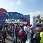 「一生に一度は」のハズが5度目のフルマラソン