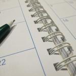 スケジュール管理はGoogleカレンダーがオススメ