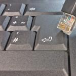 [備忘録]ノートPC(LetsNote)を有線LANのルータ化する方法