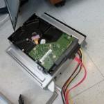 PCがどうしようもなく重いので、ハードディスクを交換したら直った!